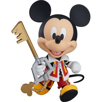 Nendoroid 1075 King Mickey Kingdom Hearts II