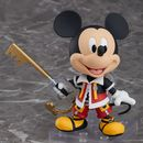 King Mickey Nendoroid 1075 Kingdom Hearts II