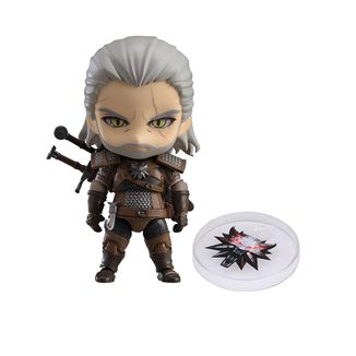 Nendoroid 907 Geralt The Witcher 3 Wild Hunt Heo Exclusive
