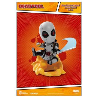 Figura Deadpool Ambush X Force Marvel Comics Mini Egg Attack