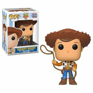 Woody Funko Toy Story 4 POP!