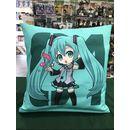 Miku Hatsune Vocaloid Cushion Cover