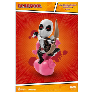 Figura Deadpool Cupid X Force Marvel Comics Mini Egg Attack