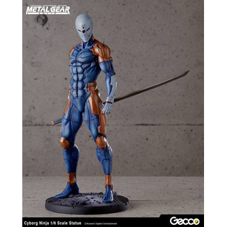Figura Cyborg Ninja Metal Gear Solid