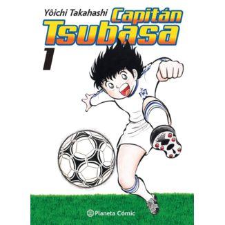 Capitán Tsubasa #01 Manga Oficial Planeta Comic (spanish)