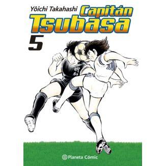 Capitan Tsubasa #05 Manga Oficial Planeta Comic