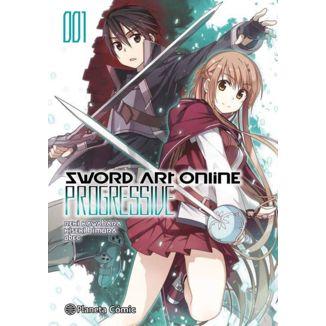 Sword Art Online: Progressive #01 Manga Oficial Planeta Comic