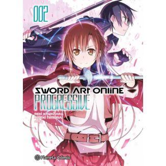 Sword Art Online: Progressive #02 Manga Oficial Planeta Comic (spanish)