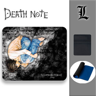 Alfombrilla Death Note - L