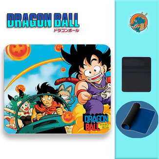 Mouse Pad Dragon Ball - Fly
