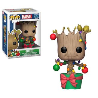 Funko Groot Lights & Ornaments Marvel Comics Holiday POP!