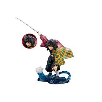 Figura Giyu Tomioka Bonus Edition Kimetsu no Yaiba ARTFXJ