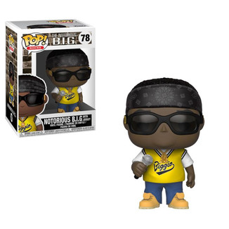 Notorious B.I.G. Jersey Funko POP!