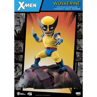Wolverine Egg Attack Figure Marvel Special Edition