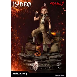 Estatua Isidro Berserk