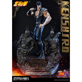 Estatua Kenshiro Deluxe Version Fist of the North Star