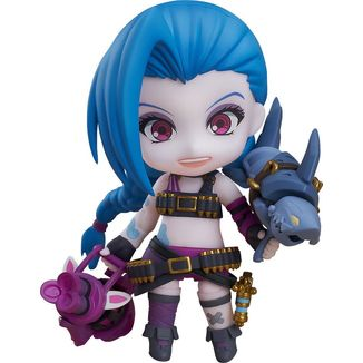 League of Legends Figura Nendoroid Jinx 10 cm