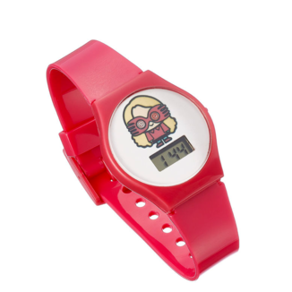 Reloj Digital Luna Harry Potter Chibi