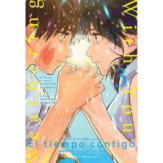 El Tiempo Contigo #03 Manga Oficial Milky Way Ediciones