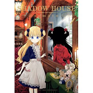 Shadow House #01 Manga Oficial Milky Way Ediciones (spanish)