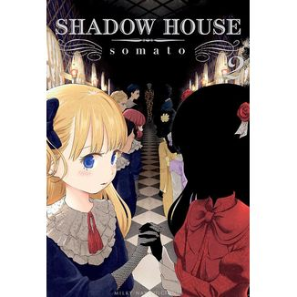 Shadow House #02 Manga Oficial Milky Way Ediciones (spanish)