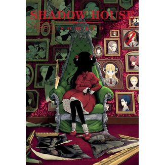 Shadow House #04 Manga Oficial Milky Way Ediciones