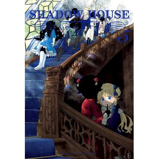 Shadow House #05 Manga Oficial Milky Way Ediciones