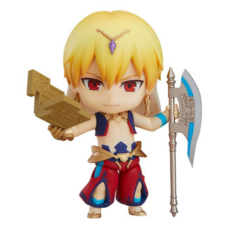 Nendoroid Caster / Gilgamesh  Fate / Grand Order Figure No.990 Ascension Ver.