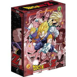 Dragon Ball Z Box 3  Episodios 200-291 DVD