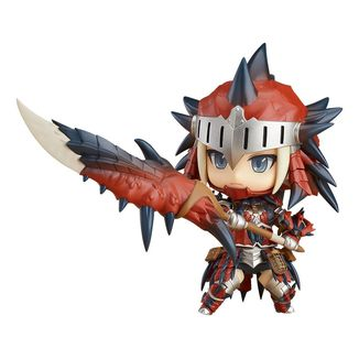 Nendoroid 993-DX Monster Hunter World Rathalos Edition Armor DX