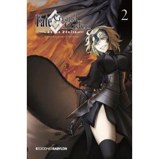 Fate/Grand Order: Turas Realta #02 Manga Oficial Ediciones Babylon (spanish)