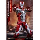 Figura Iron Man Mark V Iron Man 2 Movie Masterpiece Series Diecast