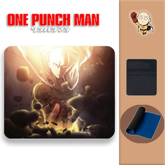Alfombrilla One Punch Man - Saitama