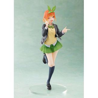 Figura Yotsuba Nakano Uniform Ver The Quintessential Quintuplets