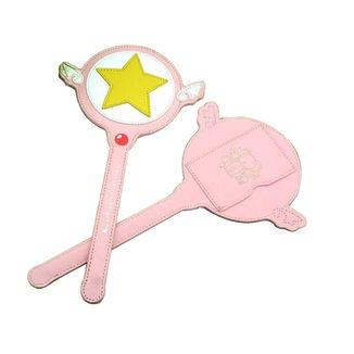 Cardcaptor Sakura Cardholder Star Staff