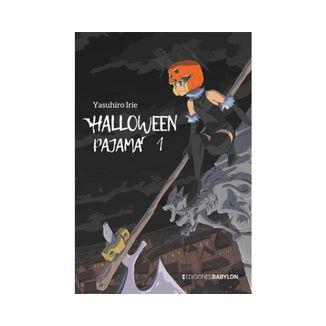 Halloween Pajama #01 Manga Oficial Ediciones Babylon