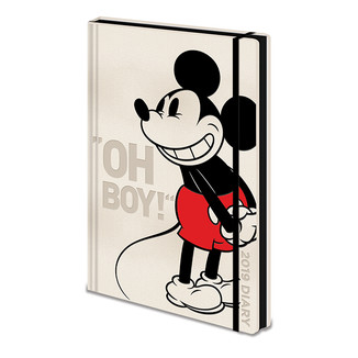 Agenda 2019 Mickey Mouse Disney