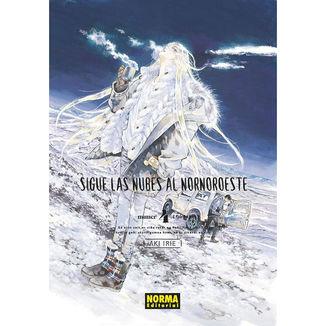 Sigue Las Nubes Al Nornoroeste #04 Manga Oficial Norma Editorial