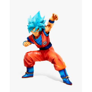 Goku SSGSS Big Size Dragon Ball Super Figure