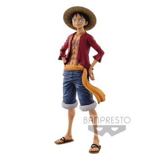 Figura Luffy One Piece Grandista Grandline Men