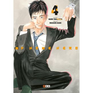 My Home Hero #04 Manga Oficial ECC Ediciones (spanish)