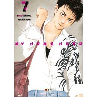 My Home Hero #07 Manga Oficial ECC Ediciones