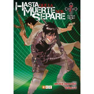 Hasta que la Muerte nos separe #07 Manga Oficial ECC Ediciones