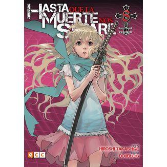Hasta que la Muerte nos separe #08 Manga Oficial ECC Ediciones