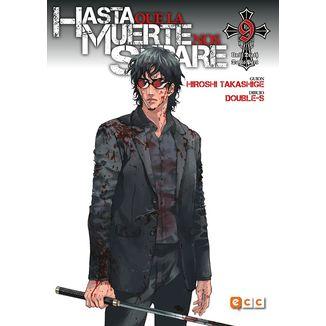 Hasta que la Muerte nos separe #09 Manga Oficial ECC Ediciones
