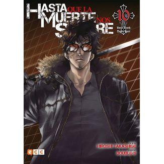 Hasta que la Muerte nos separe #10 (spanish) Manga Oficial ECC Ediciones