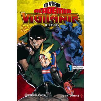 My Hero Academia Vigilante Illegals #01 Manga Oficial Planeta Comic