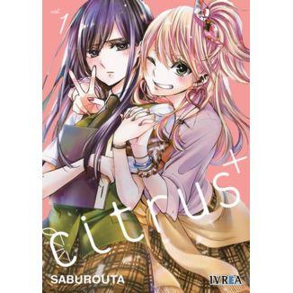 Citrus+ #01 Manga Oficial Ivrea