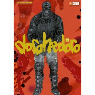 Dorohedoro #11 Manga Oficial ECC Ediciones