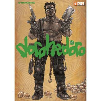 Dorohedoro #14 Manga Oficial ECC Ediciones
